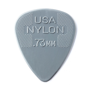 Dunlop 44P073 Nylon Standard Player's 12-Pack Guitar Picks