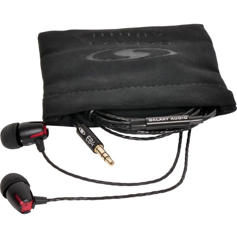 Image of Galaxy Audio EB-4 In-Ear Monitor Earbuds