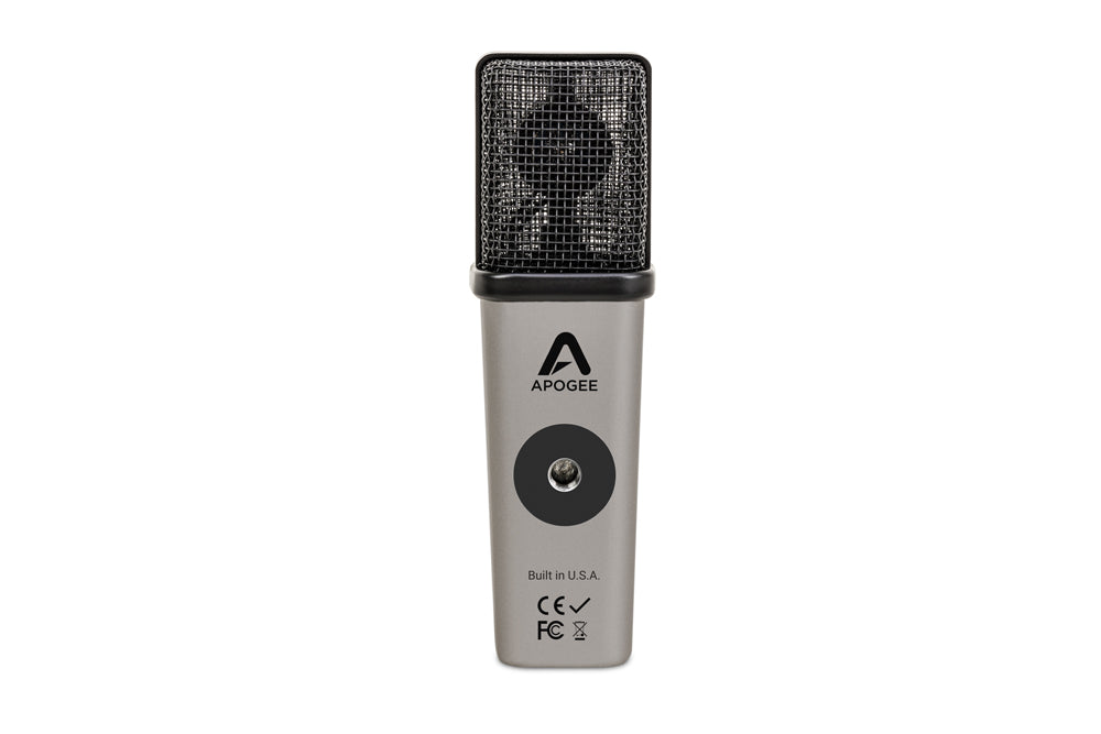 Apogee Mic Plus USB Mobile Recording Microphone for Mac/PC/IOS
