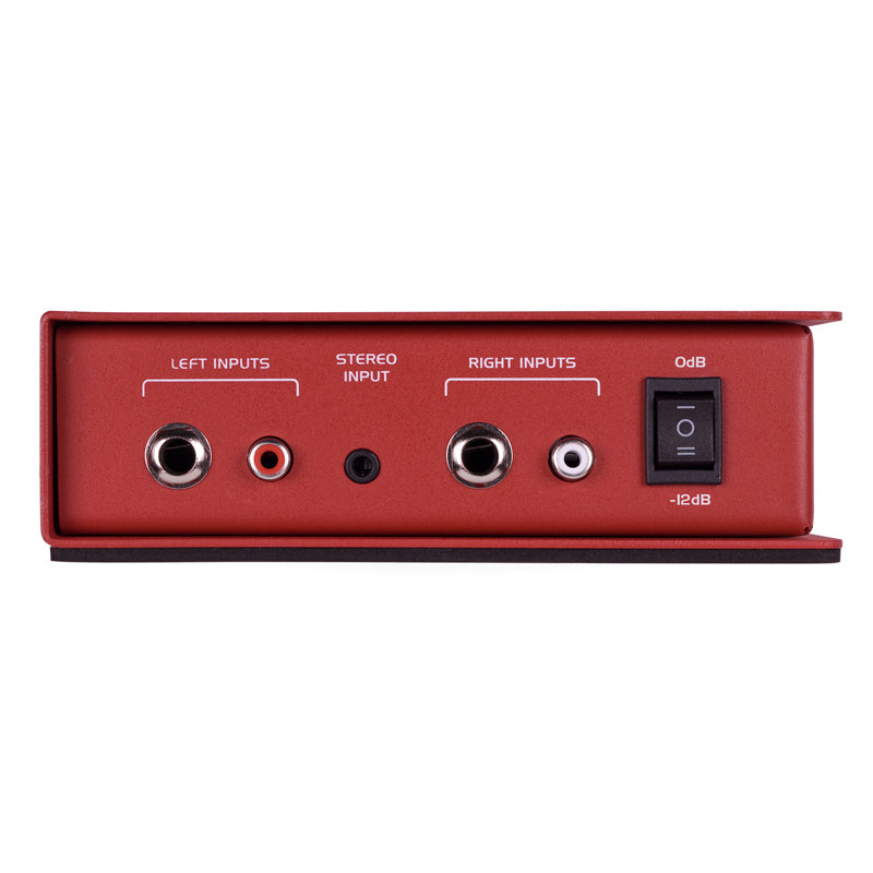 Samson MCD2 Pro Stereo Passive Direct Box for PC