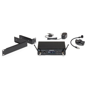 Samson AWX Wind Instrument Micro Transmitter UHF Wireless Microphone System - D