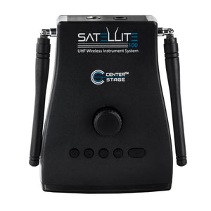 Nady CenterStage Satellite SMGT-100R 100-Channel Wireless Instrument System