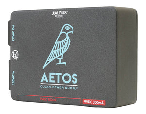 Walrus Audio Aetos 8-Output Power Supply 120V - FREE EXPEDITED SHIPPING