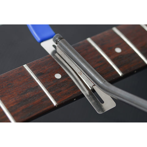 Music Nomad MN225 GRIP Guards - 3 Pro Fretboard Guards for Small, Medium, Jumbo Fret Sizes