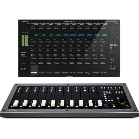 Image of Softube Console 1 Fader Software Controller - Open Box