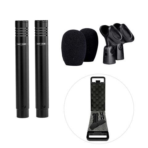 Image of Nady CYM-2 Condenser Microphone Kit