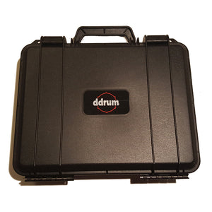 ddrum Protective Carry Travel Case for Drum Triggers