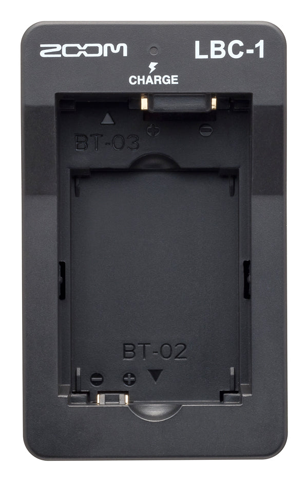 Zoom LBC-1 Lithium Battery Charger for  BT-02 & BT-03 (Q4, Q8)