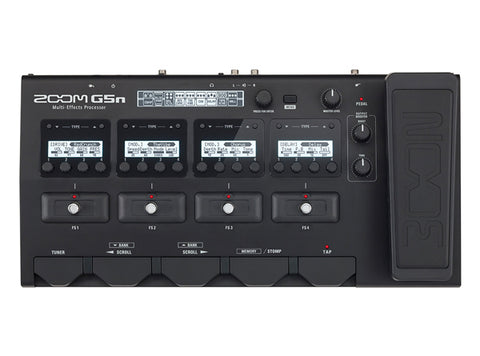 Image of Zoom G5n Guitar Multi-Effects Processor Pedal