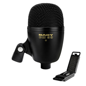 The DM-90 Dynamic Kick Drum Microphone