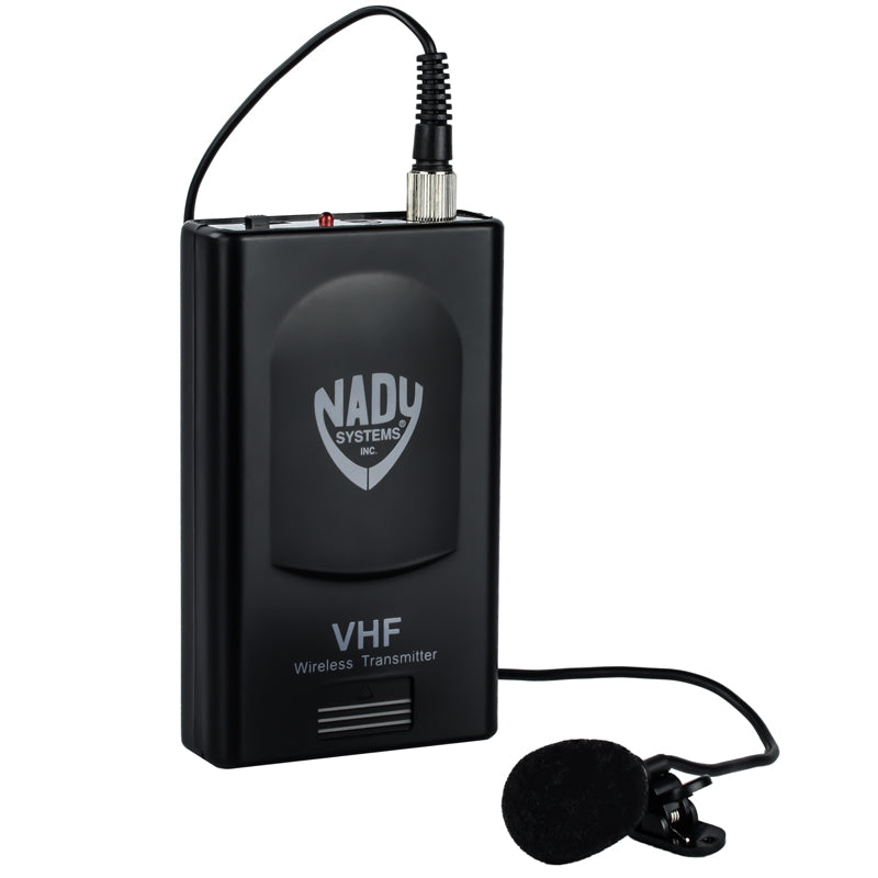 Nady ENC DUET Wireless Dual Channel Handheld & Lavalier Microphone System