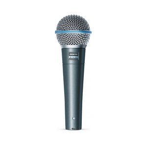 Shure Beta 58A High-Output Dynamic Vocal Microphone