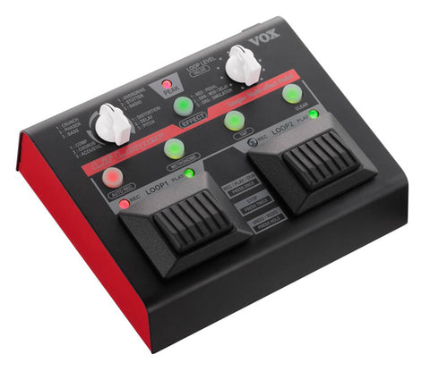 Image of VOX Lil Looper Multi-Effect Loop Guitar Pedal