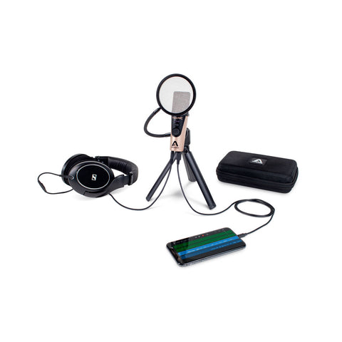 Apogee Digital Hype MIC USB Microphone for iPhone/iPad/Mac/Windows