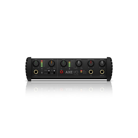 Image of IK Multimedia AXE I/O Solo Guitar Audio Interface w/ Tone Shaping