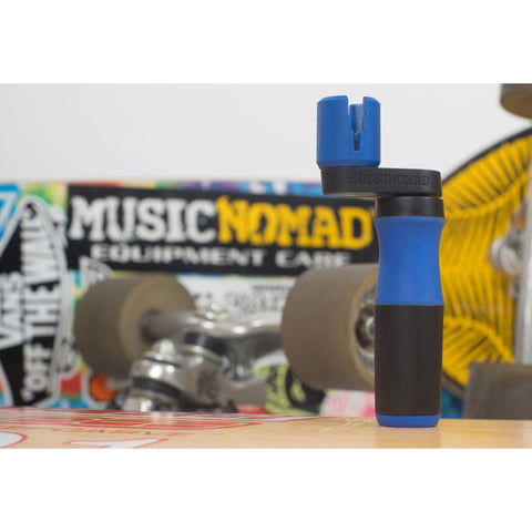 Image of Music Nomad MN221 GRIP Winder - Rubber Lined, Dual Bearing Peg Winder