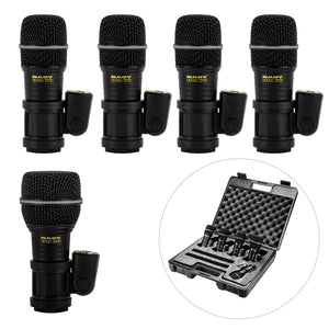 Nady DMK-5 Five Piece Drum Microphone Kit