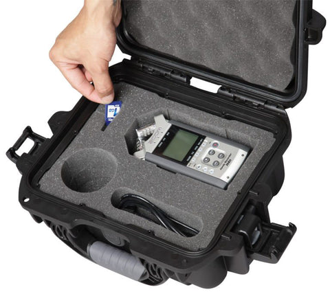 Image of Gator Cases GU-ZOOMH4N-WP Waterproof Case for Zoom H4n Recorder