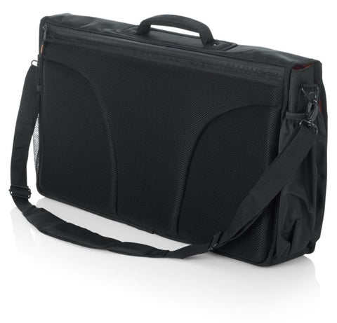 Image of Gator Cases G-CLUB CONTROL 25 New DJ Controller Gig Bag Messenger-Style Case