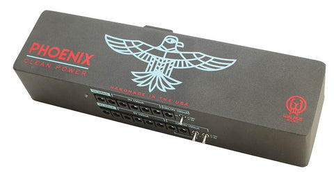 Walrus Audio Phoenix 15-Output Power Supply 120V - FREE EXPEDITED SHIPPING