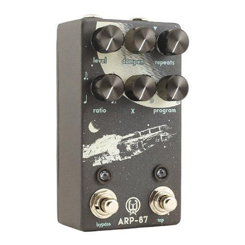 Walrus Audio ARP-87 Multi-Function Delay Guitar Pedal - FREE EXPEDITED SHIPPING