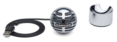 Image of Samson Meteorite USB Condenser Recording/Podcasting Microphone