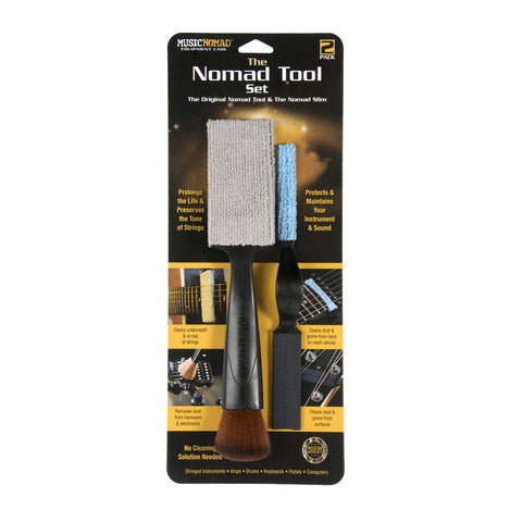 Image of Music Nomad MN204 The Nomad Tool Set - The Original Nomad Tool & The Nomad Slim