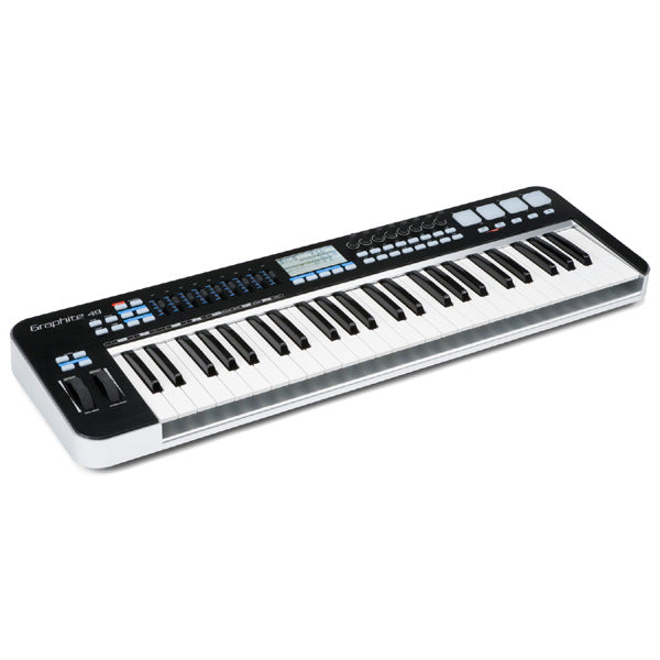 Samson Graphite 49 Key USB /MIDI Keyboard Controller w/Software