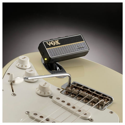 VOX amPlug 2 Clean Guitar Headphone Amplifier