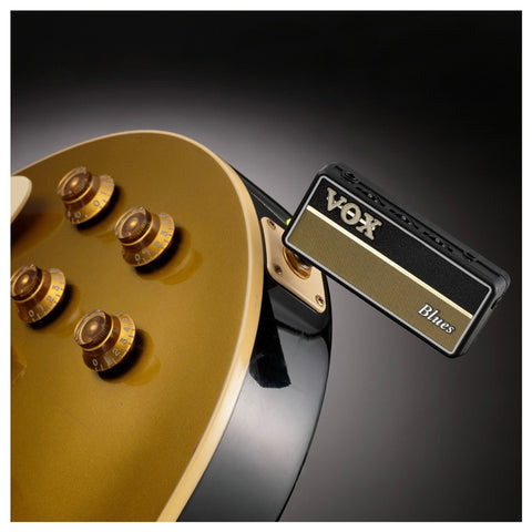 VOX amPlug 2 Blues Guitar Headphone Amplifier