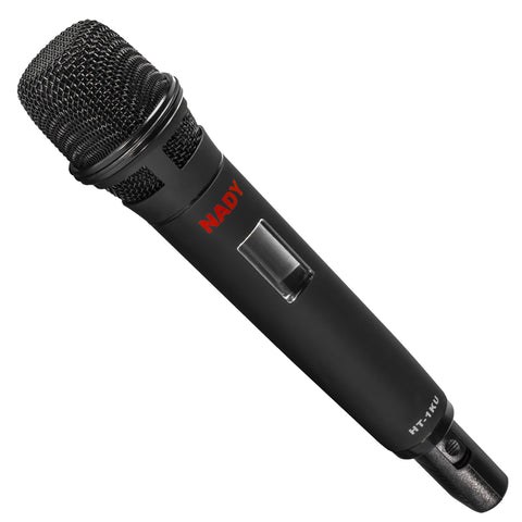 Image of Nady 2W-1KU HT Dual 1000-Channel Professional UHF Wireless System with 2 Handheld Microphones