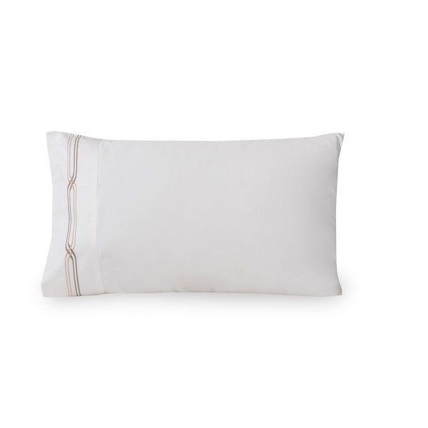 SAINT-TROPEZ EMBROIDERED PILLOWCASE SET