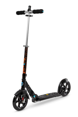 Image of Scooter Micro Deluxe Negro / Black