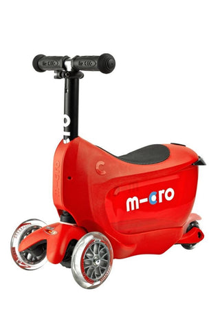 Image of Mini2go Deluxe Red