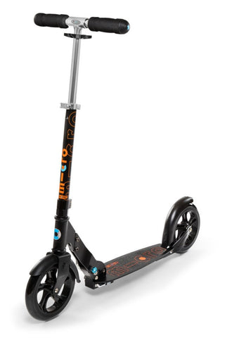 Image of Scooter Micro Black & White