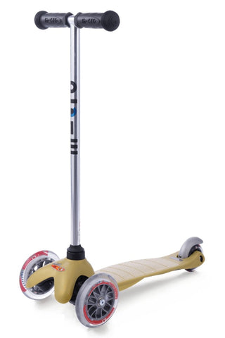 Scooter Mini Micro Classic Gold / Dorado