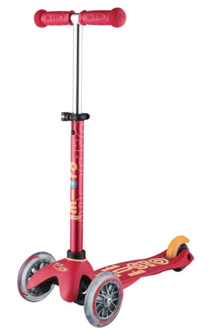 Image of Scooter Mini Micro Deluxe Rojo Rubí