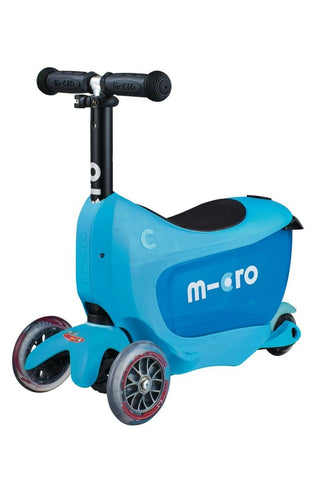 Image of Mini2go Deluxe Blue