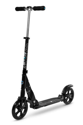 Scooter Micro Suspension