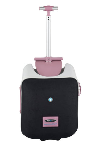 Maleta Micro Luggage Eazy  Rosa / Cool Berry