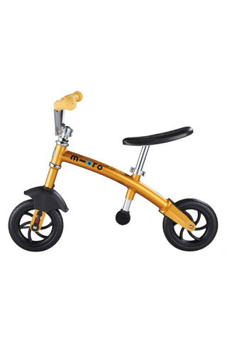 Image of Bicicleta entrenadora Micro G-Bike Yellow