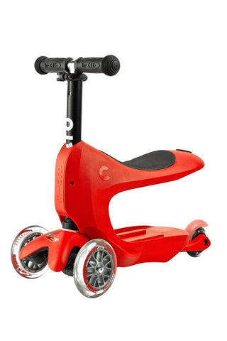 Mini2go Deluxe Plus Red