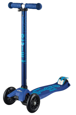 Image of Scooter Maxi Micro Deluxe Azul Marino