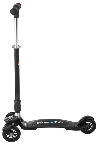 Image of Scooter Micro Kickboard Compact Negro / Black