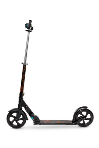Scooter Micro Black Interlock