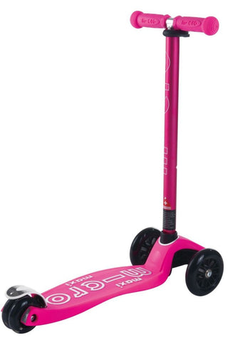 Image of Scooter Maxi Micro Deluxe Rosa Mexicano
