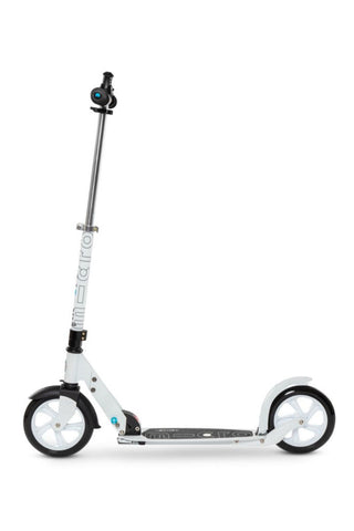 Scooter Micro Interlock Blanco / White