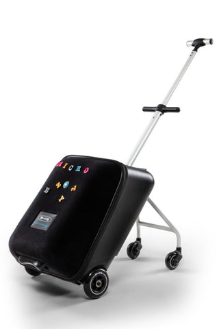 Image of Maleta Micro Luggage  Eazy Negra / Black