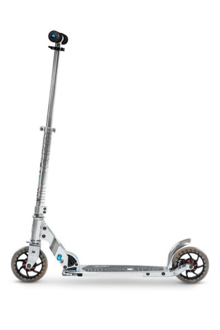 Scooter Micro Speed Plateado / Silver