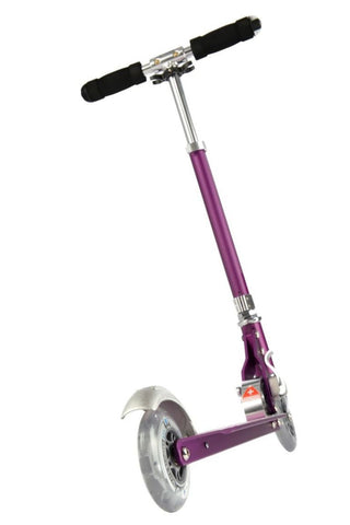 Image of Scooter Micro Sprite Morado con Rayas / Purple Stripe